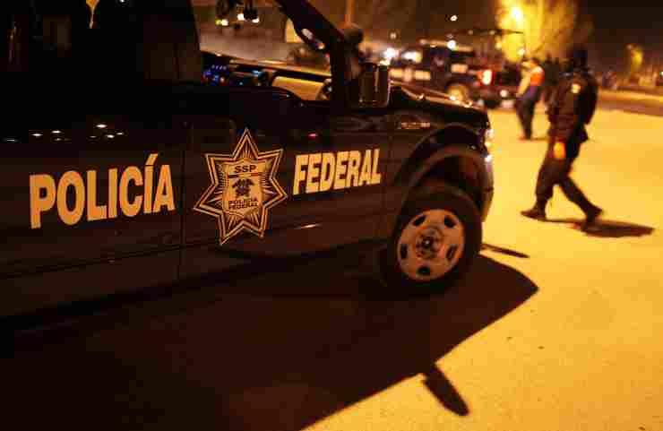 polizia messicana