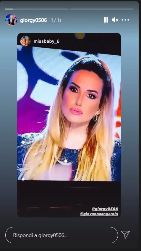 Giorgia Rossi prove tecniche ammalianti