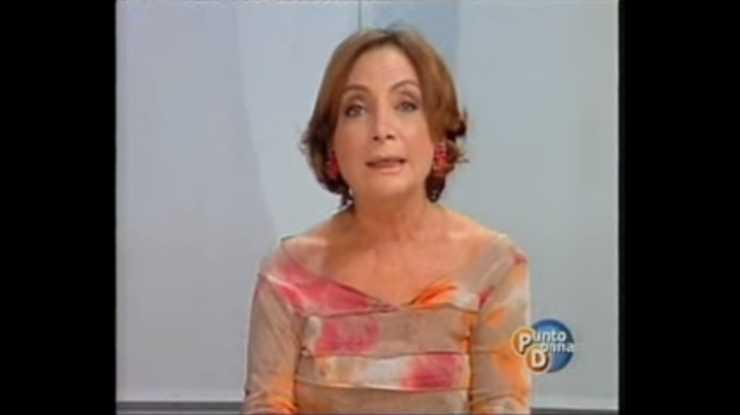 Isabella Mezza Punto Donna Tg3