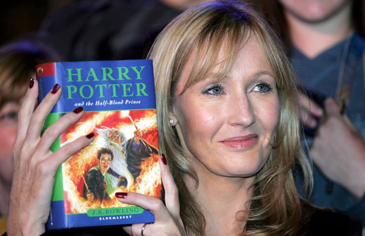 J. K. Rowling quanto guadagna