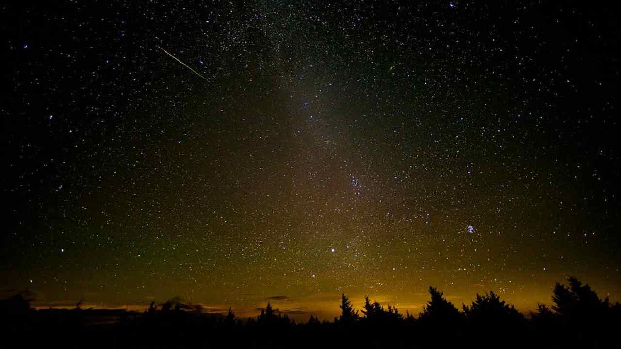 Meteorite Molise provincia Isernia