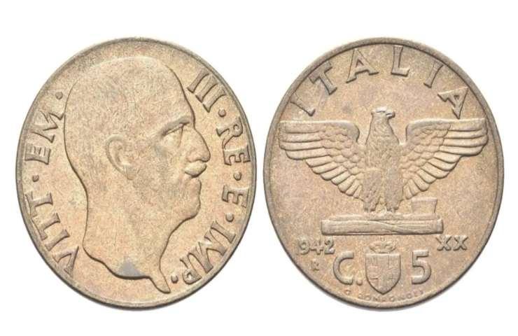 Monete antiche 1936 collezionisti