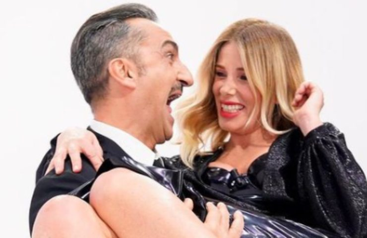 Nicola Savino dichiarazione d'amore Alessia Marcuzzi