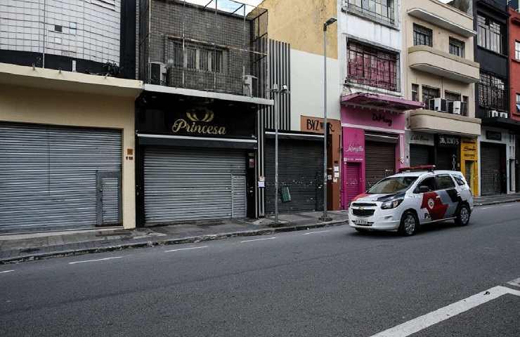 Polizia brasiliana
