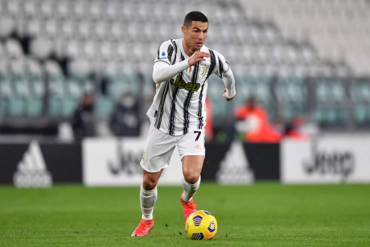 Cristiano Ronaldo Juventus-Spezia