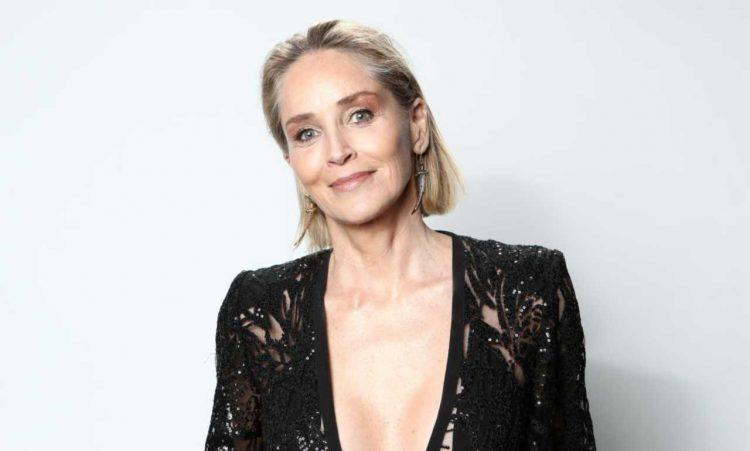 Sharon Stone molestie Hollywood