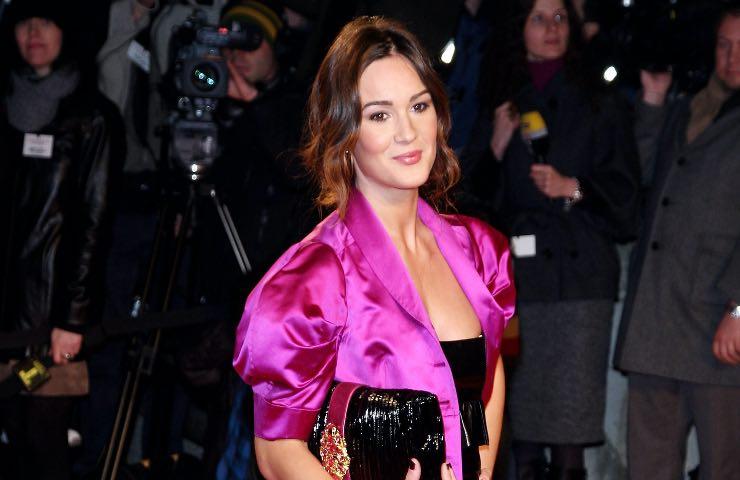 Silvia Toffanin giacca primavera 2021
