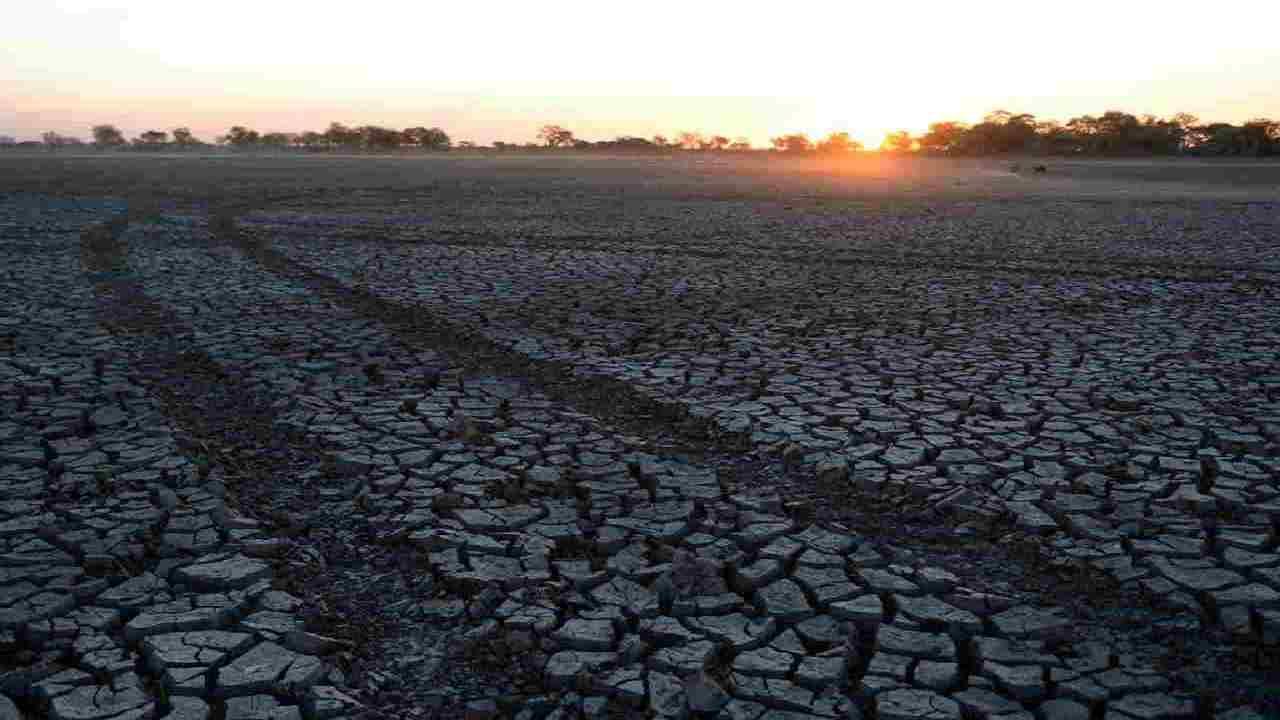 Cambiamento climatico terra arida