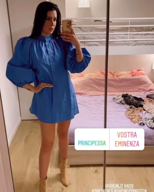 Valentina Vignali 4 outfit di primavera