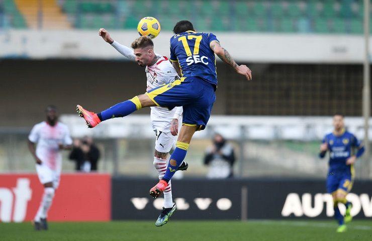 Verona-Milan