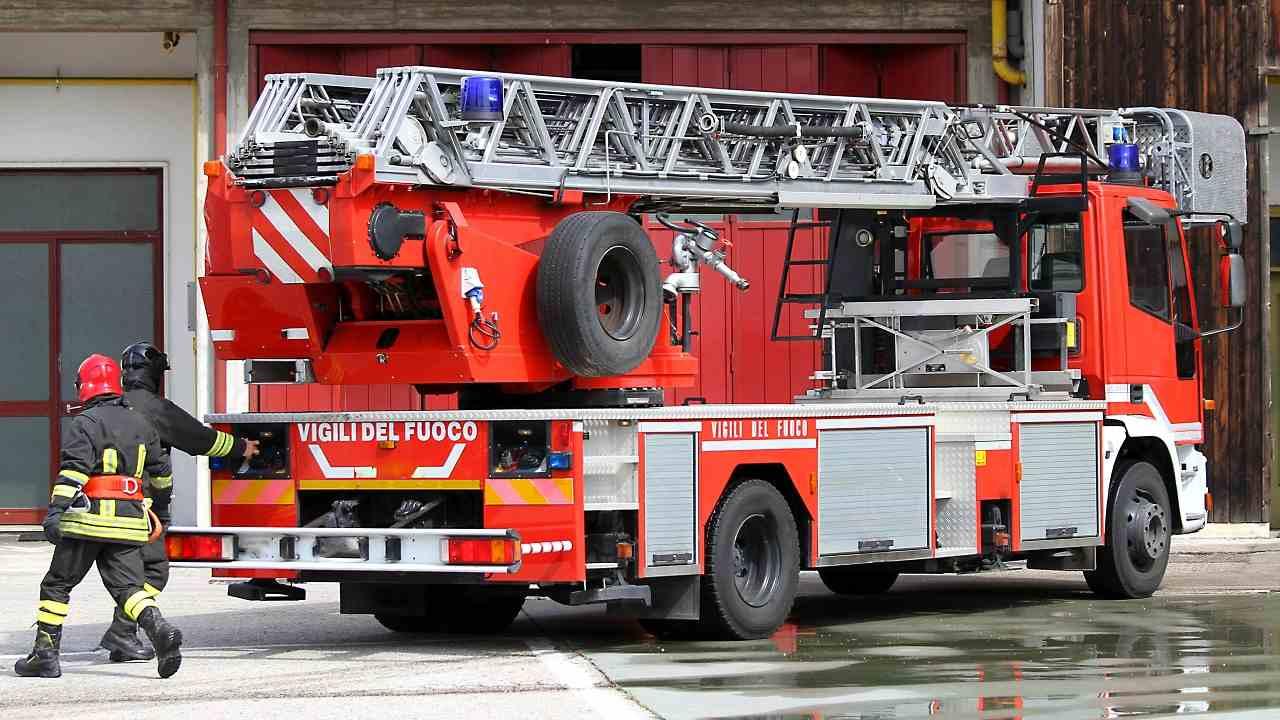 Savona incendio abitazione muore donna