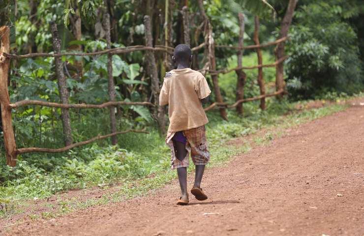 bambino africa