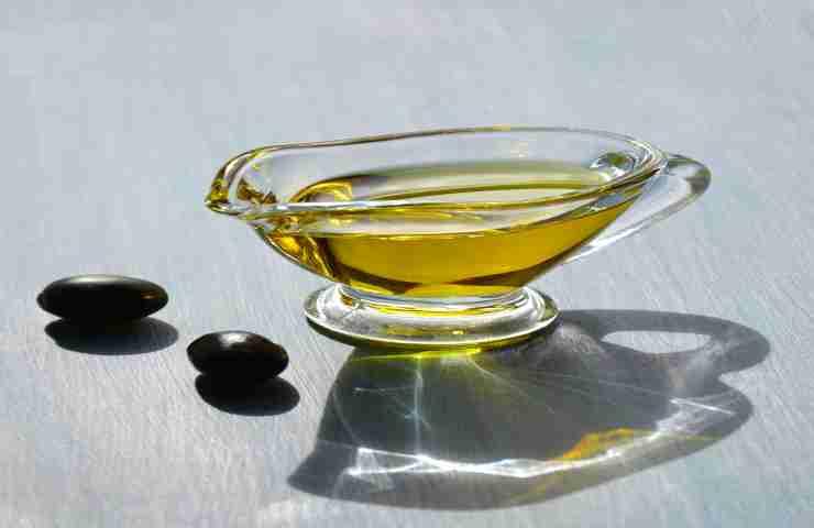 fare un balsamo all'olio d'oliva