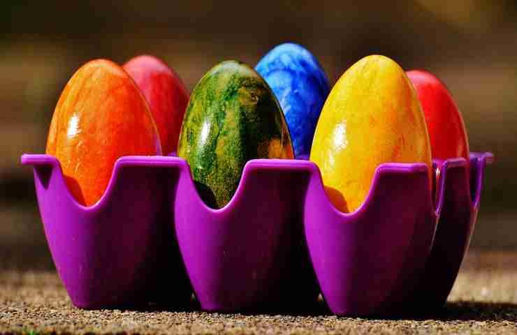 idee per uova di pasqua personalizzate