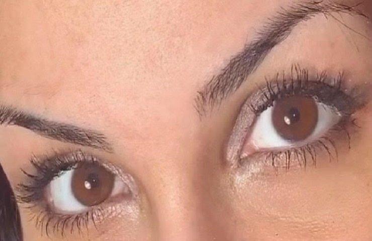 Smokey eyes completo