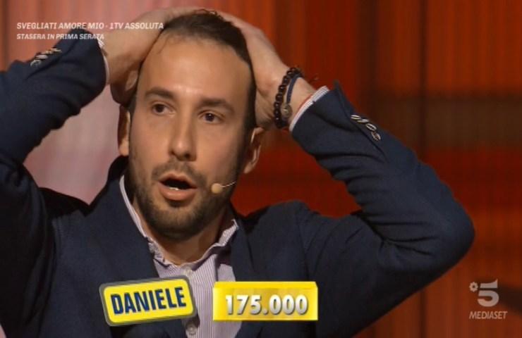 Avanti un altro vincita Daniele