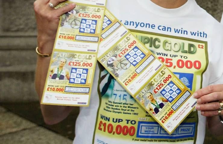 Lotto primo maggio