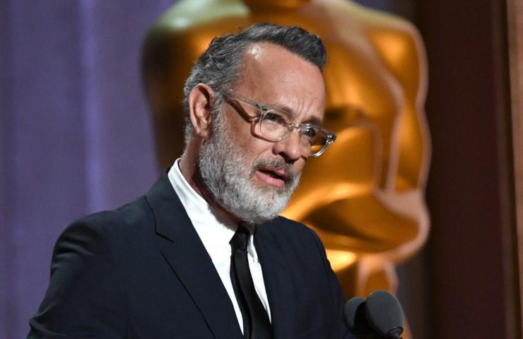 Tom Hanks chi è biografia