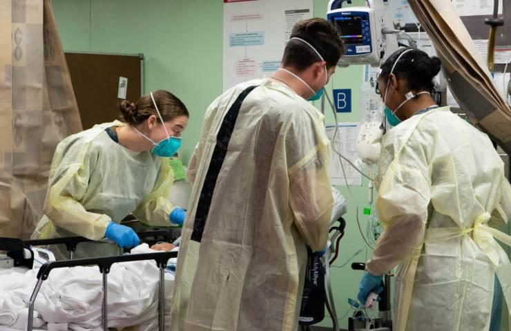 migliora l'andamento epidemiologico