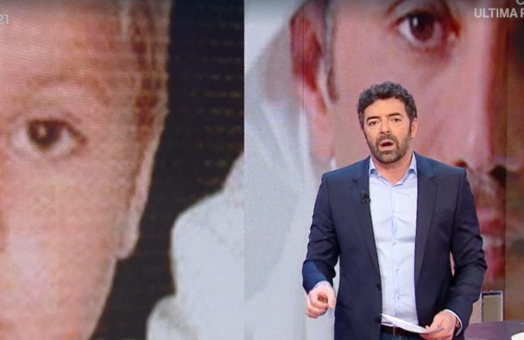 Alberto Matano caso Mauro Romano aggressione troupe