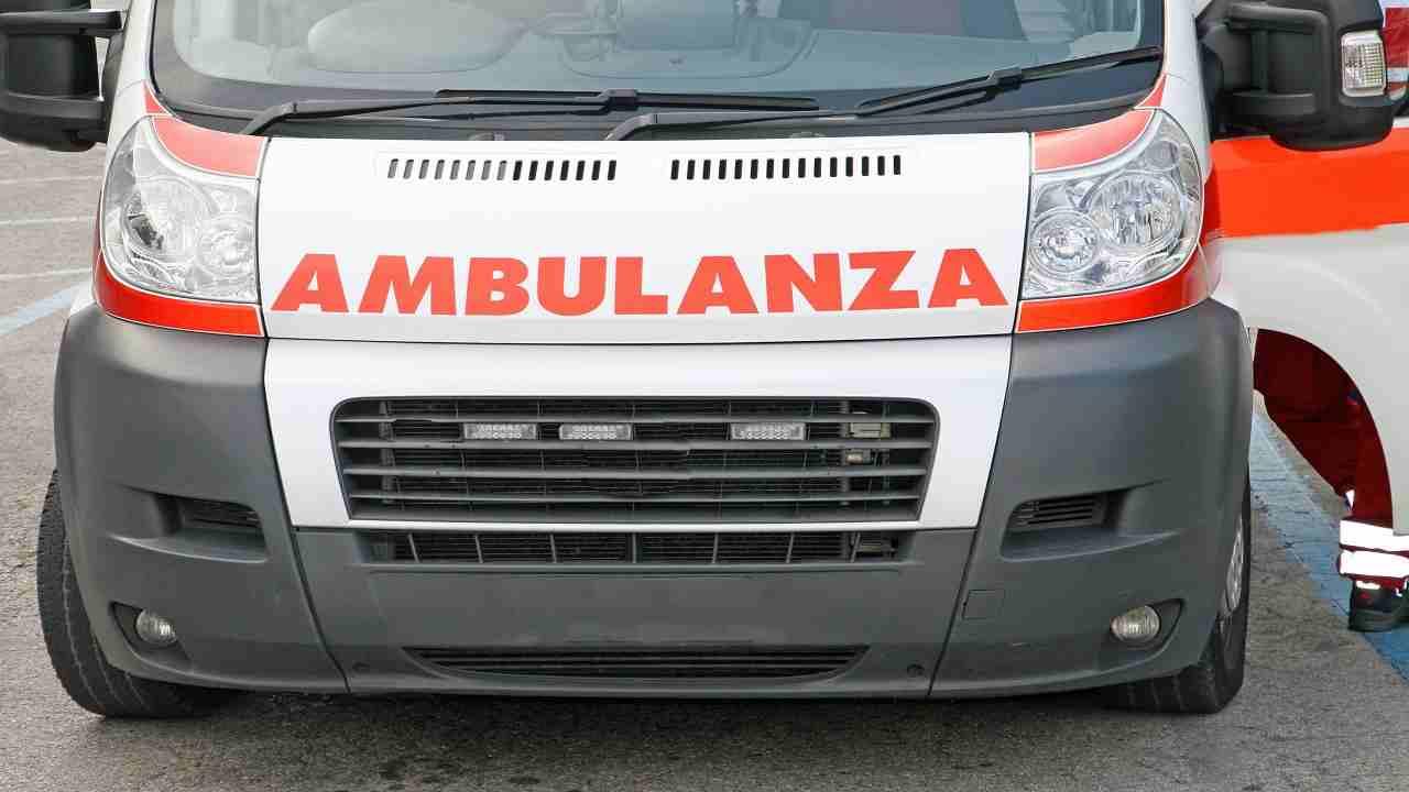 Brescia incidente provinciale morto uomo
