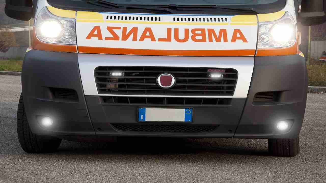 Brescia incidente statale un morto