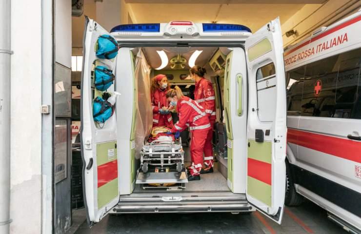 Ambulanza morto atleta kung fu 33 anni
