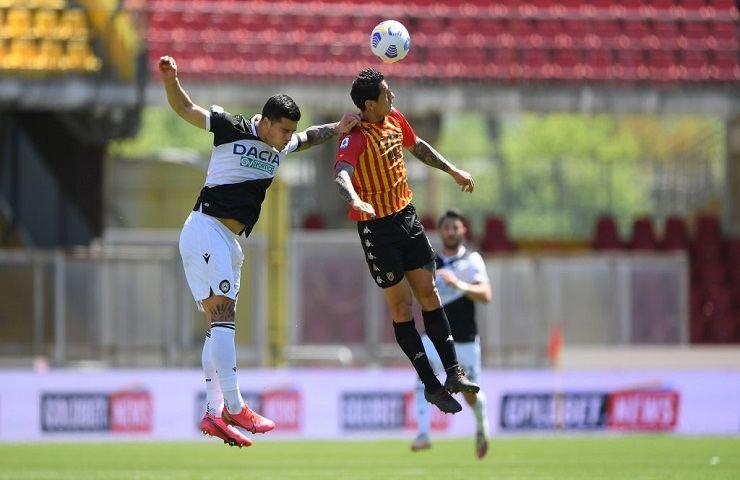 Benevento-Udinese