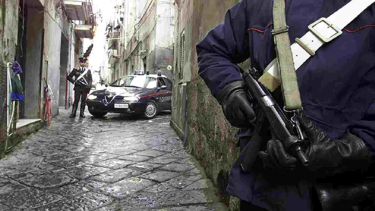 Torre Annunziata omicidio parcheggio quattro arresti