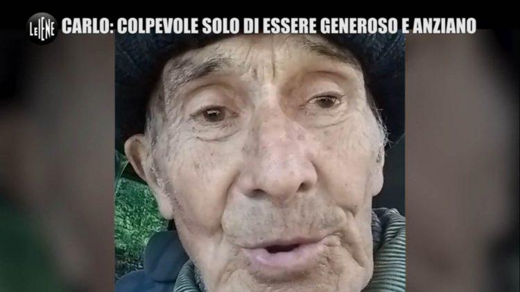 Carlo Gilardi Le Iene