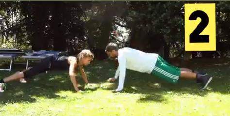 workout coppia