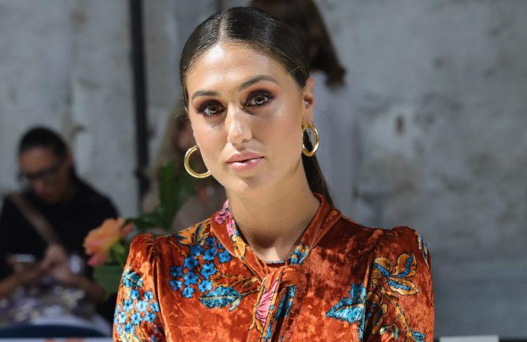la showgirl Cecilia Rodriguez