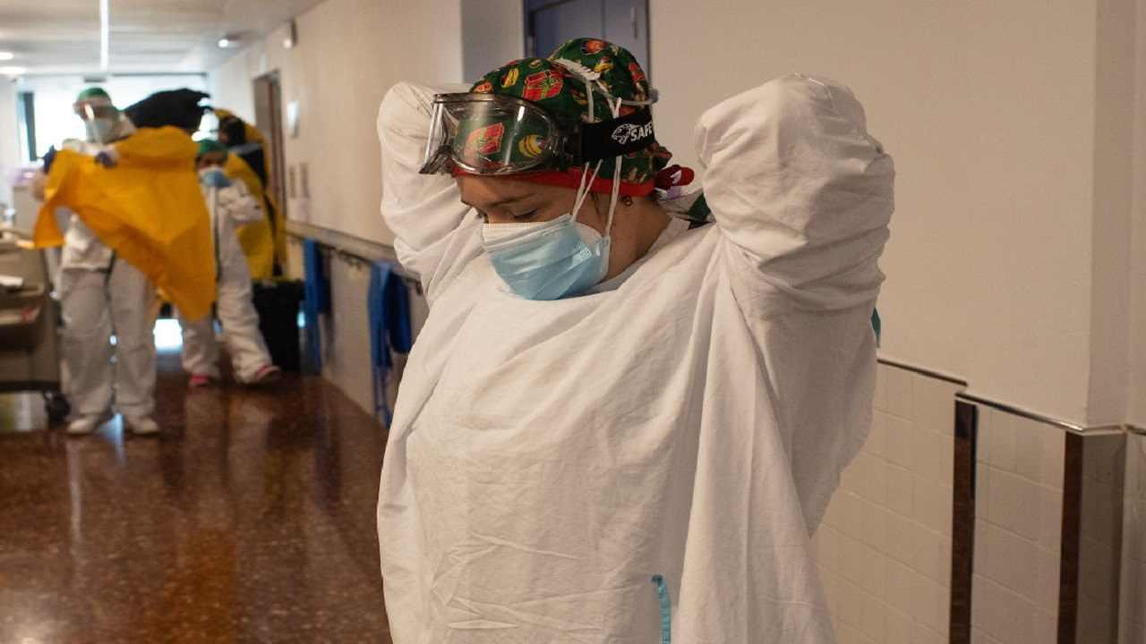 Coronavirus bollettino 27 aprile