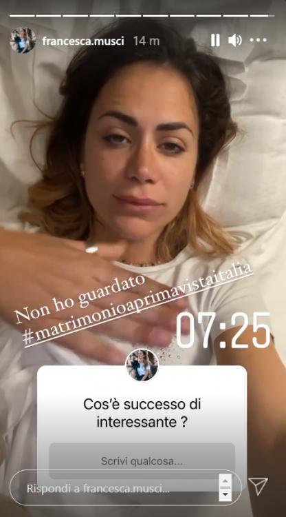 Francesca Musci abito lungo Gabicce Mare