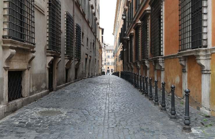 Strade Roma
