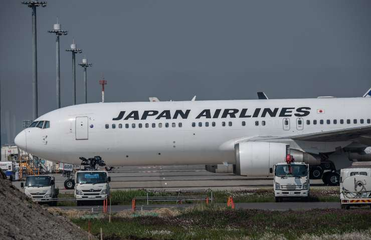 volo japan airlines
