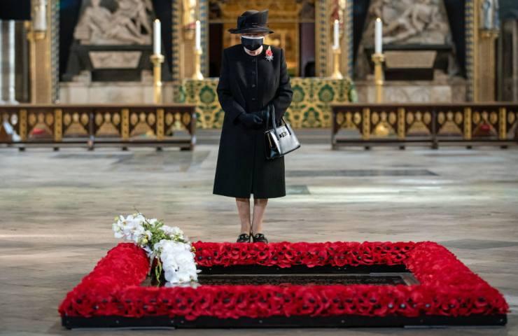 Regina Elisabetta funerale