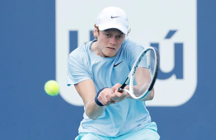 Hurkacz e Sinner Finale ATP 1000