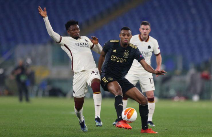 Roma Ajax quarti Europa League
