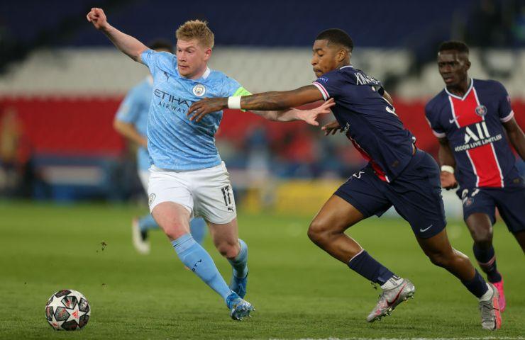 Psg-Manchester City semifinale Champions League