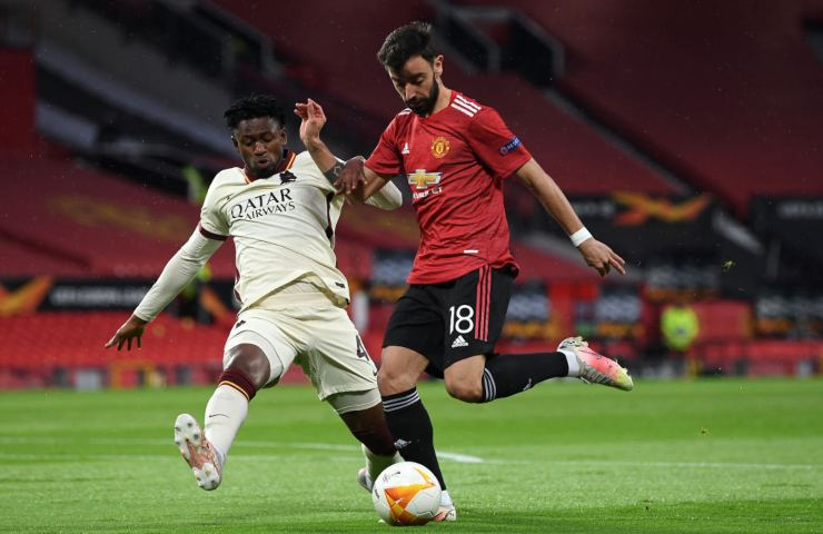 Manchester Utd-Roma semifinale europa league