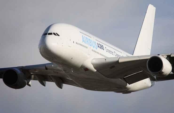 disastri aerei aeroflot 593 airbus
