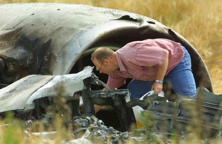 collisione aereo