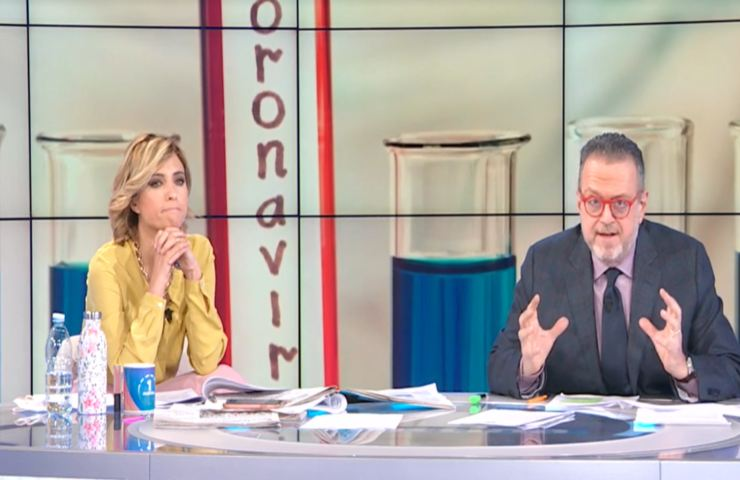 Uno Mattina intervista Galli e magri origini Covid