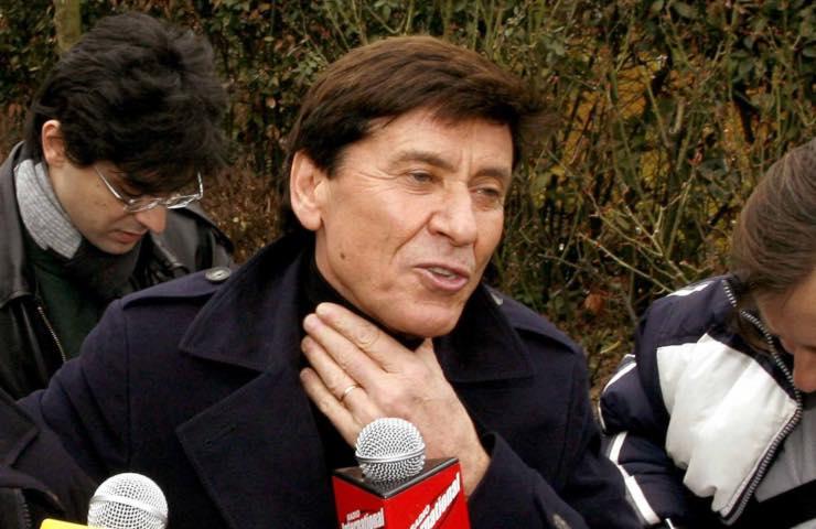 Gianni Morandi sorprendente ripresa vino