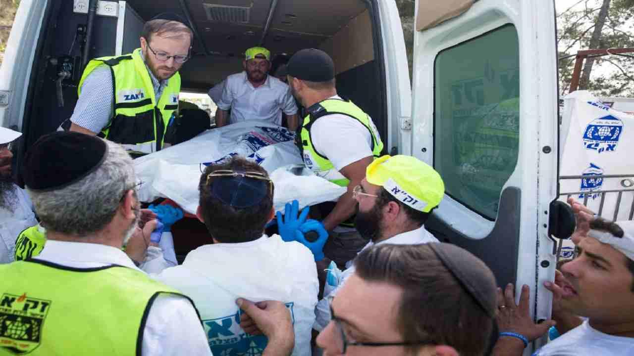 Israele strage raduno religioso morti e feriti