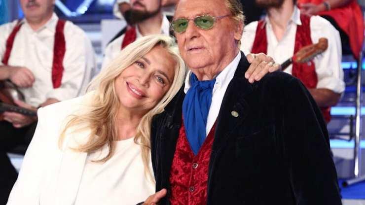 Sanremo coppia conduttori