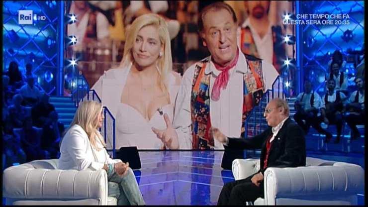 Sanremo 2022 coppia conduttori