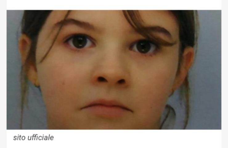 Mia Montemaggi - bambina rapita in Francia