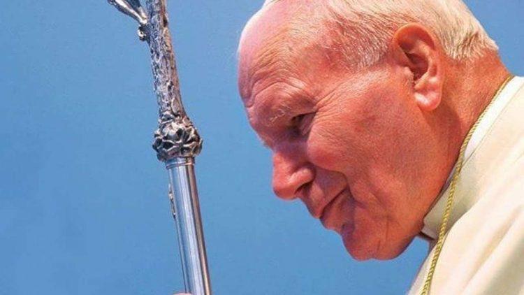 Accadde oggi 27 aprile Papa Giovanni Paolo II